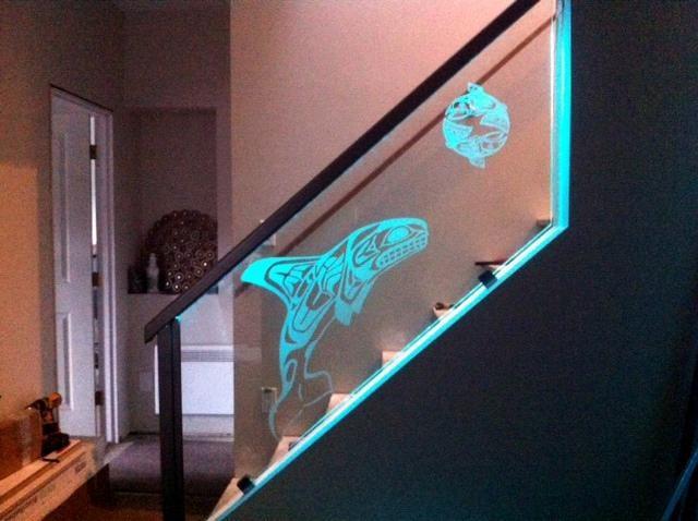 Orca Whale Stair Panel 640x478 Jpg